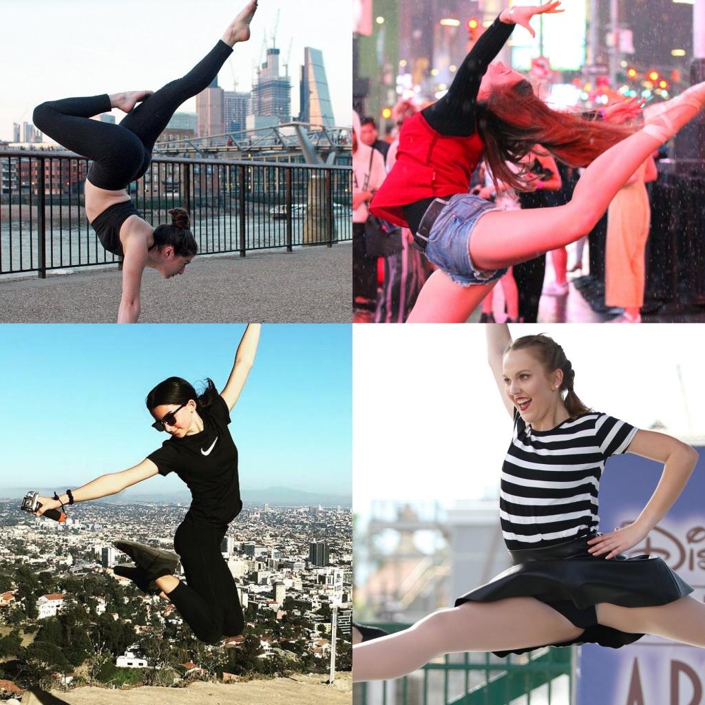 best cities for dancers