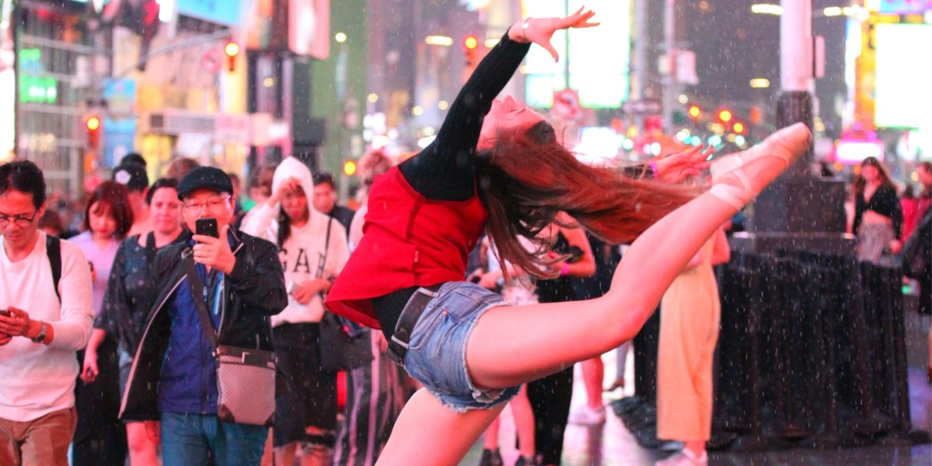 nyc is one of the best cities for dancers to live
