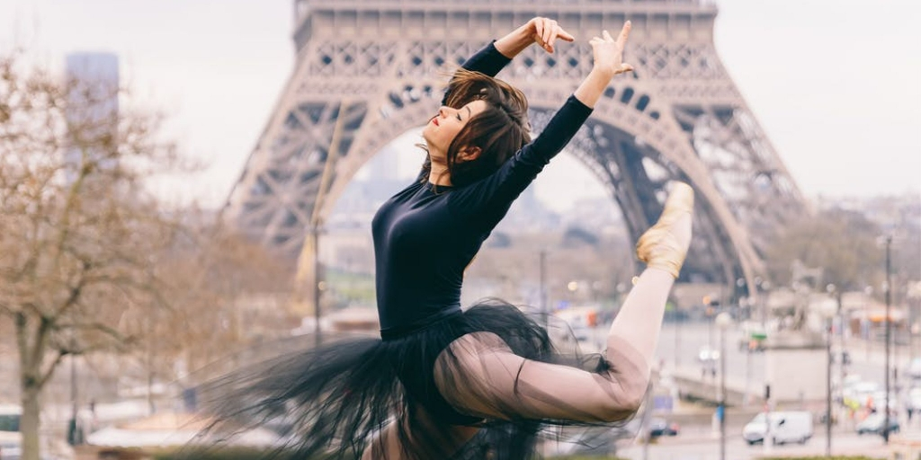 dancer in paris