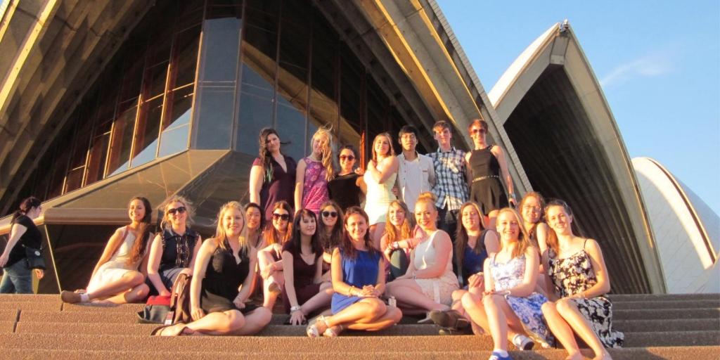 dancers in sydney