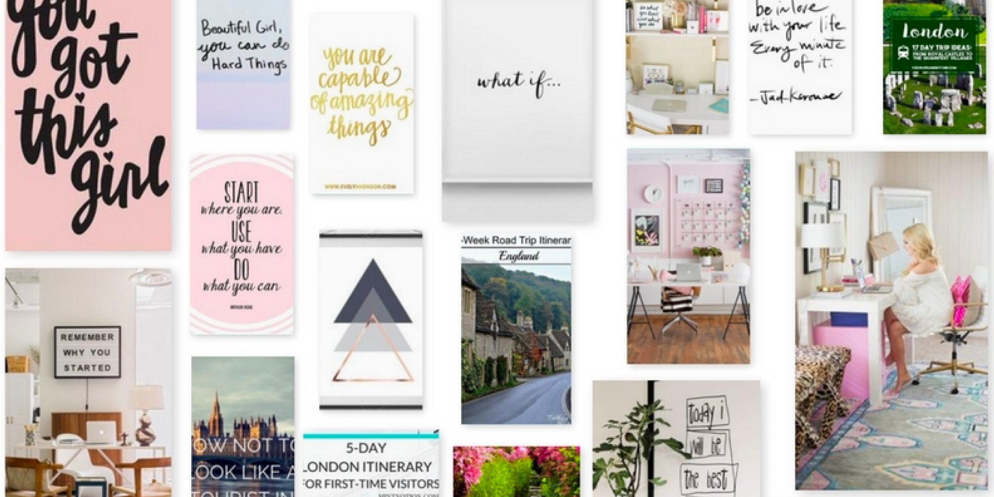 3 Easy Ways to Make a Vision Board